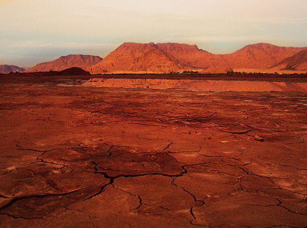 Lenscapes #24 by Jeremy Chin - Sunset at Wadi Rum, Jordan