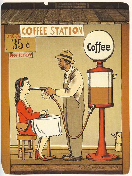 Coffee #64: Coffee Station