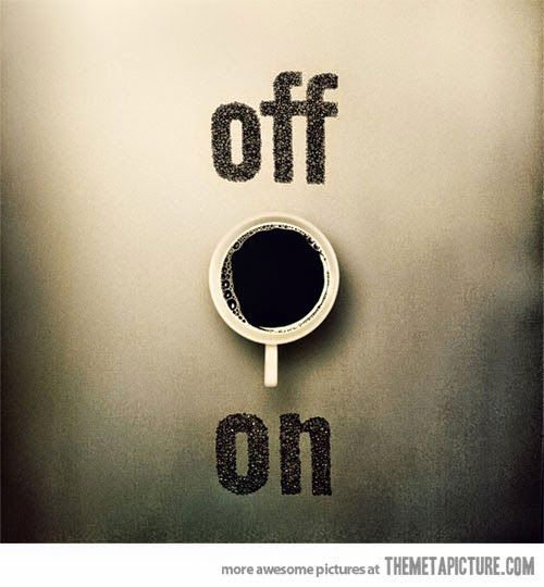 Coffee #85: Coffee. Off and On.