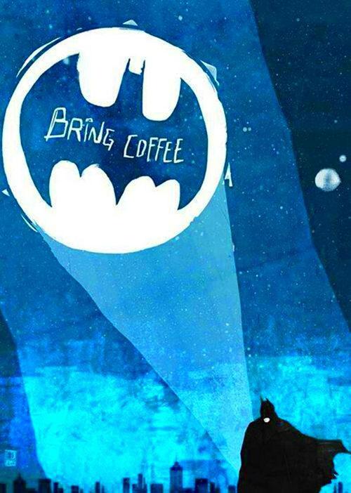 Coffee #148: Bring Coffee.