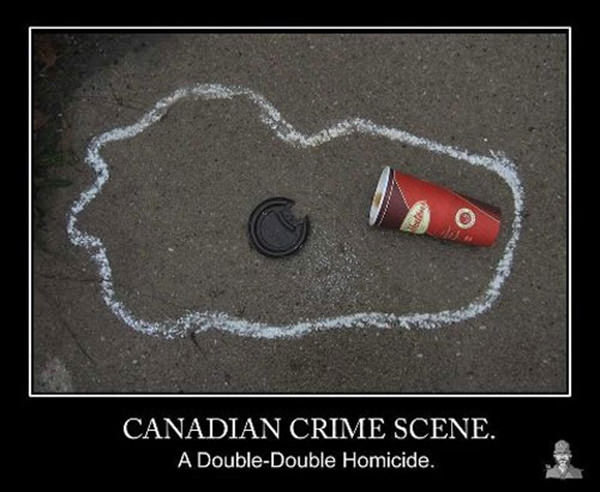 Coffee #211: Canadian Crime Scene. A double, double homicide.