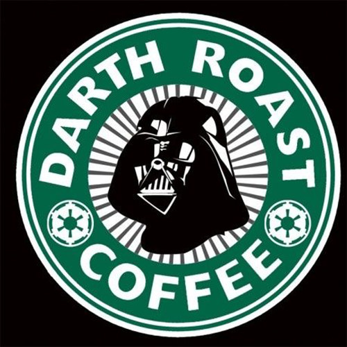 Coffee #221: Darth Roast Coffee.