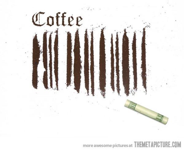 Coffee #222: Coffee Line.