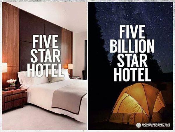 Favorite Things #26: Five Billion Star Hotel