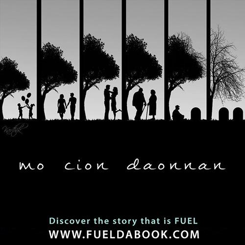 Fuel Posters #15: Mo cion daonnan.