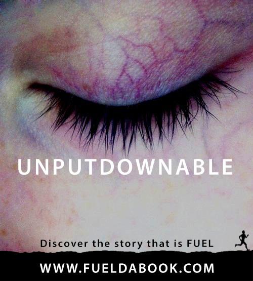 Fuel Posters #20: Unputdownable.