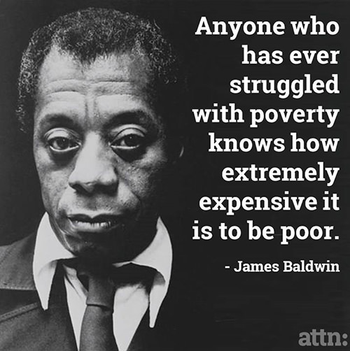 Hard Truths #67: Anyone who has ever struggles with poverty knows how extremely expensive it is to be poor.