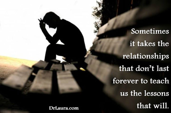 Hard Truths #70: Sometimes it takes the relationships that don't last forever to teach us the lessons that will.