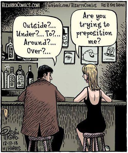 Literary #16: Grammar Humor