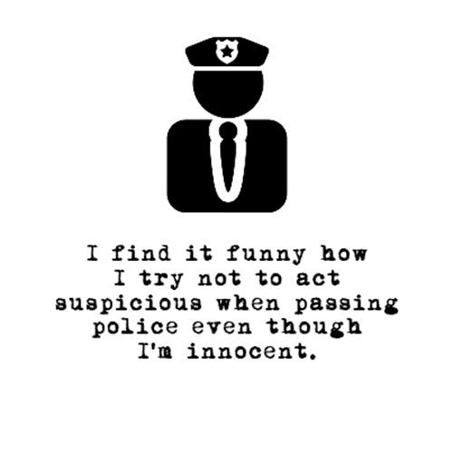 Relatable Humor #4: Police  Humor