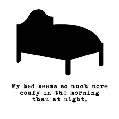 Relatable Humor #7: Sleeping  Humor