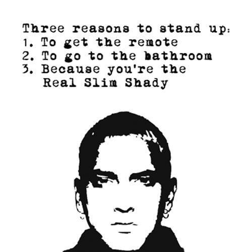 Relatable Humor #18: Eminem Humor