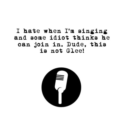 Relatable Humor #51: Glee Singing Jokes