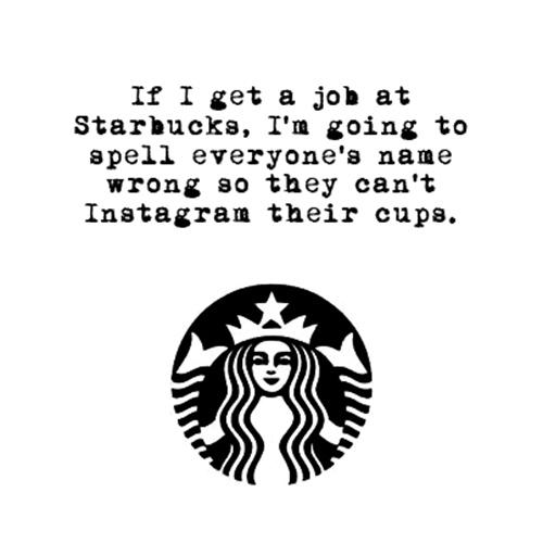 Relatable Humor #60: Starbucks Instagram Humor