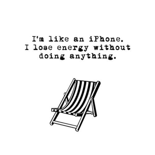 Relatable Humor #73: Lazy iPhone Humor