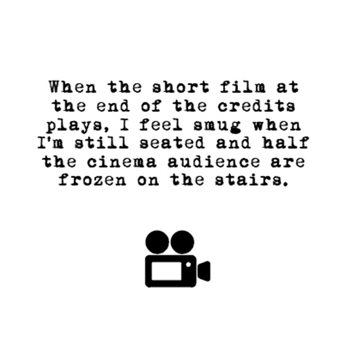 Relatable Humor #78: Movie Humor