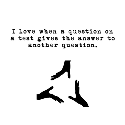 Relatable Humor #114: Exam Humor