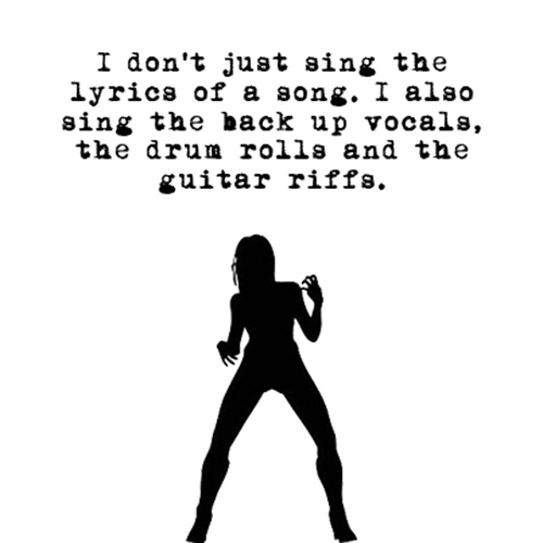 Relatable Humor #151: Singing Humor