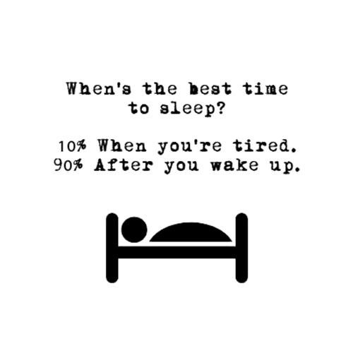 Relatable Humor #246: Sleeping Humor