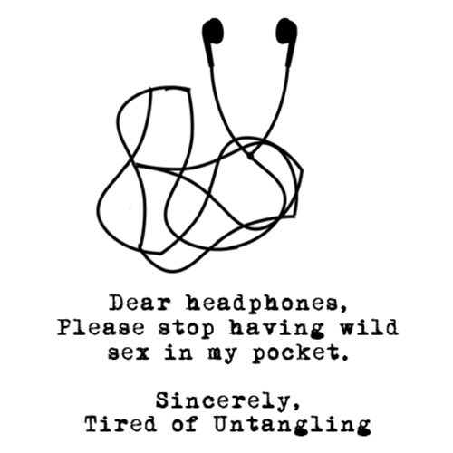 Relatable Humor #255: Headphones Humor