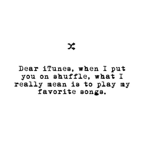 Relatable Humor #271: iTunes Music Humor