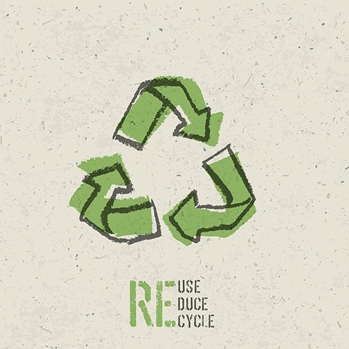 Save Our Planet #10: Reuse. Reduce. Recycle.