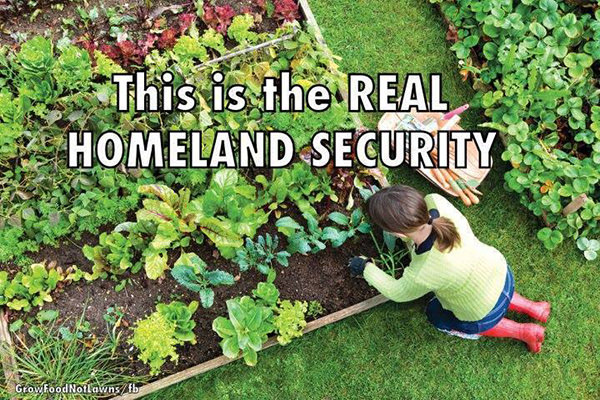 Save Our Planet #49: This is the real homeland security.