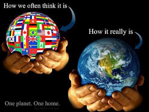 Save Our Planet #60: One planet. One home.