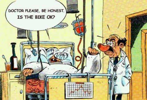 Tickled #71: Cycling Humor
