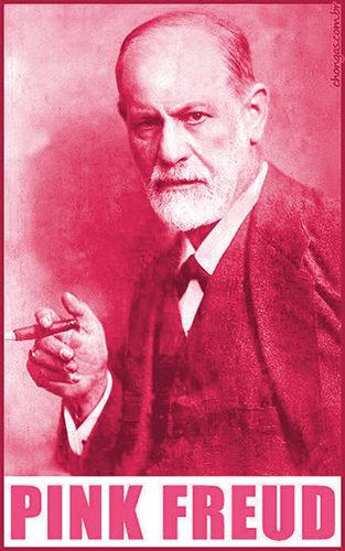 Tickled #103: Pink Freud Joke