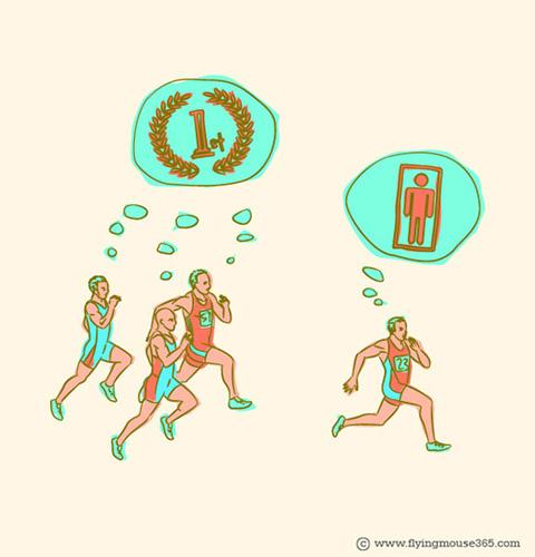 Tickled #106: Running Humor