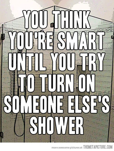 Tickled #126: Shower Joke