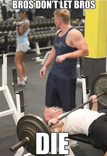 Tickled #128: Gym Humor