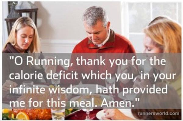 Tickled #145: Funny Running Prayer