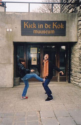 Tickled #171: Funny Kiek in de Kok Museum Photo