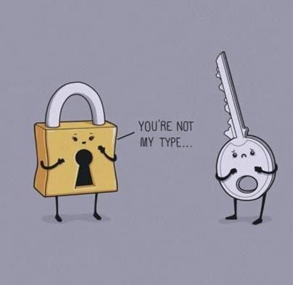 Tickled #172: Key and Lock Humor