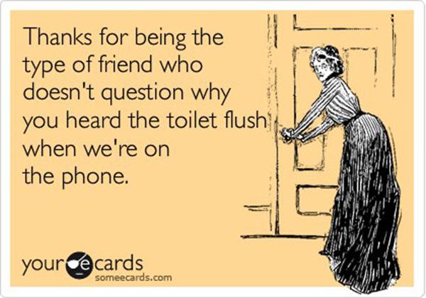Tickled #181: Toilet Humor