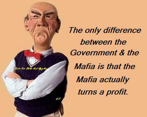 Tickled #183: Government vs Mafia Joke