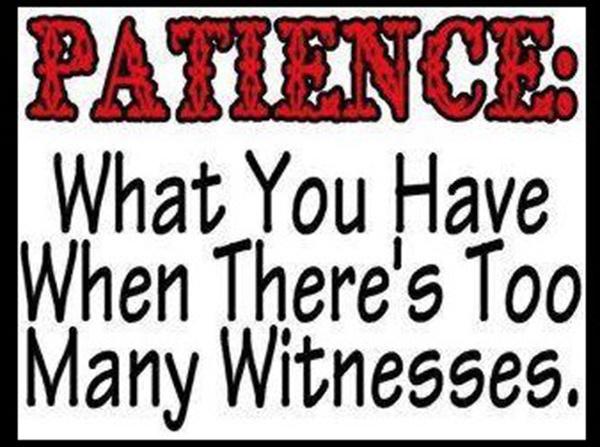 Tickled #190: Joke About Patience