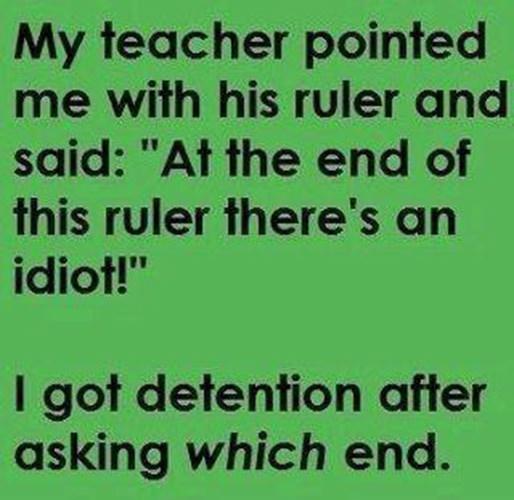 Tickled #196: Teacher Humor
