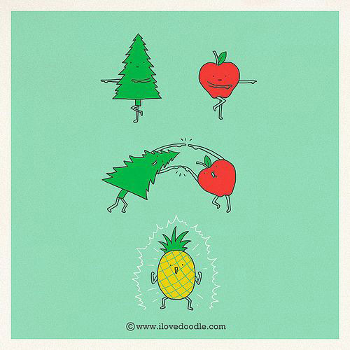 Tickled #273: Pineapple.