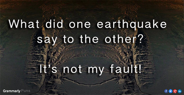 Tickled #274: Earthquake Joke.