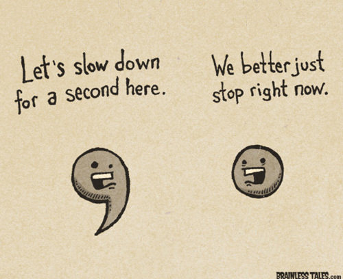 Tickled #275: Punctuation Humor.