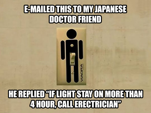 Tickled #282: Erectrician Joke