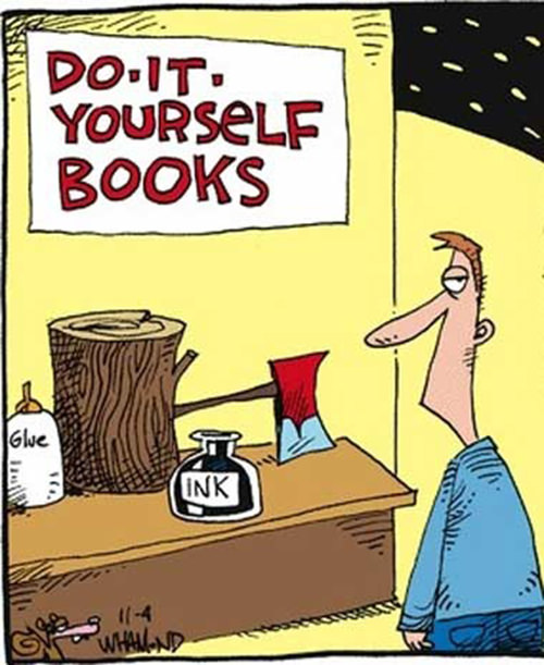 Tickled #296: Book Humor