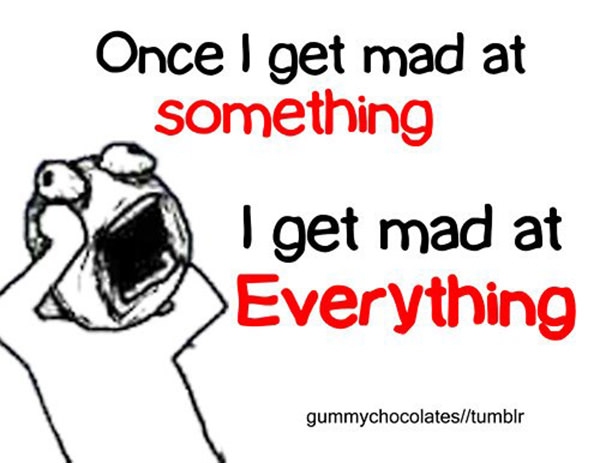 Tickled #298: The truth about getting mad.