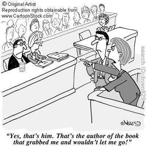 Tickled #312: Book Humor