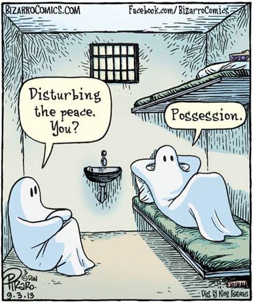 Tickled #315: Halloween Humor