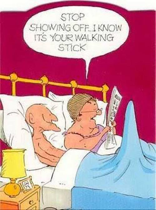 Tickled #325: Bedroom Humor