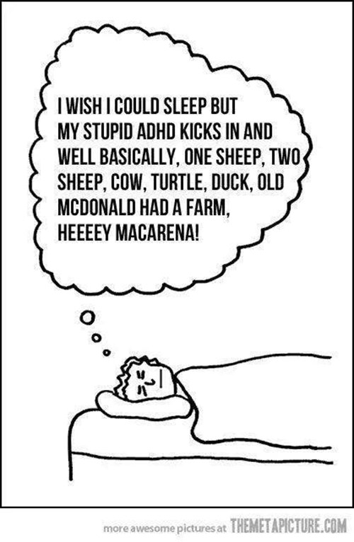 Tickled #343: Funny Insomnia Cartoon